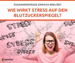 Blutzucker-Stress-Diabetes