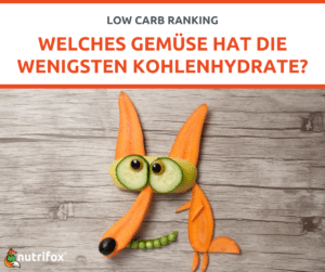 Low Carb Gemüse