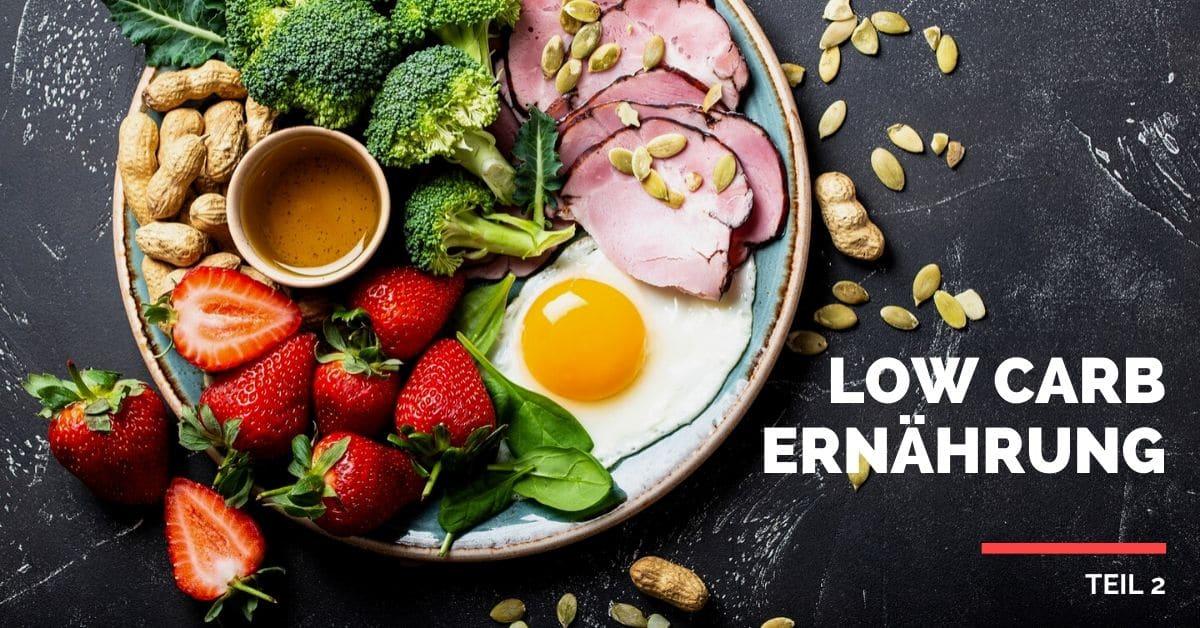Low Carb Diäten im Überblick